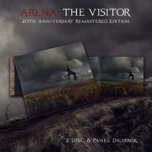Arena The Visitor Digipack