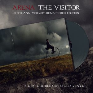 Arena The Visitor Double Gatefold Vinyl