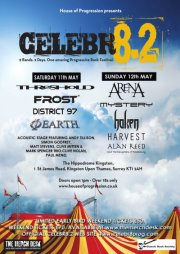 Sunday 12th May – Celebr8.2