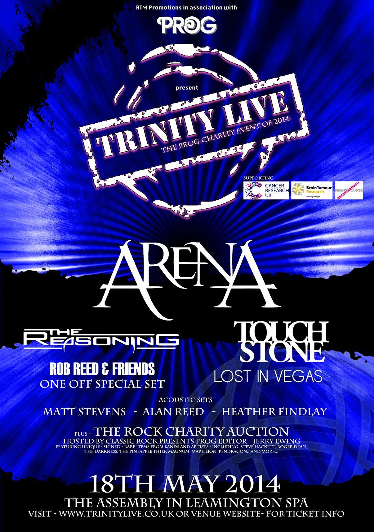 Trinity Aid