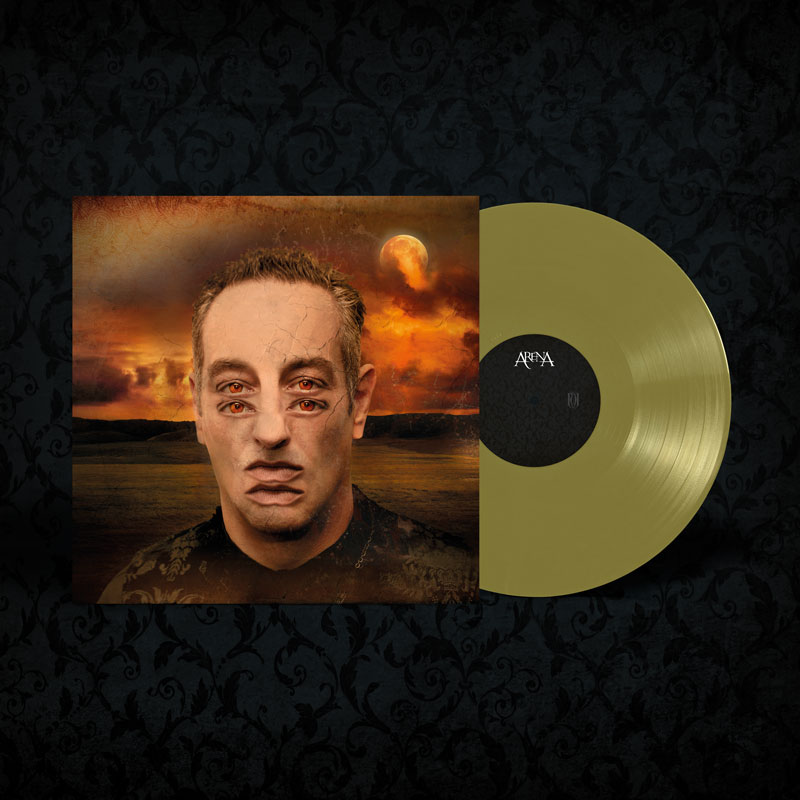 Arena Double Vision Gold Vinyl