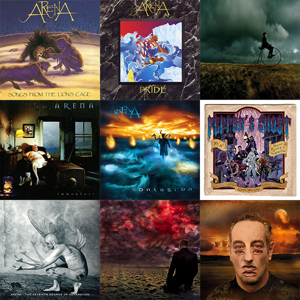 Arena Discography